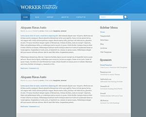 BluePrism Website Template